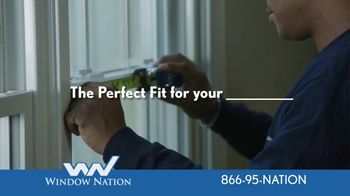 Window Nation TV Spot, 'The Perfect Fit for Your Home' - Thumbnail 1