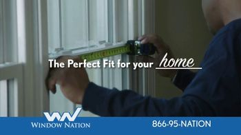 Window Nation TV Spot, 'The Perfect Fit for Your Home' - Thumbnail 2
