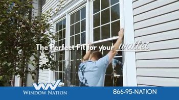 Window Nation TV Spot, 'The Perfect Fit for Your Home' - Thumbnail 3