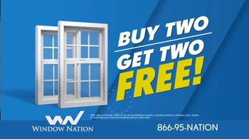 Window Nation TV Spot, 'The Perfect Fit for Your Home' - Thumbnail 4