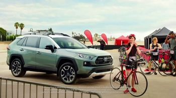 Toyota Summer Starts Here TV Spot, 'Sports' [T2]
