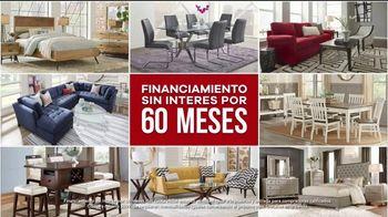 Rooms to Go Venta de Memorial Day TV Spot, 'Secciónal, sala y habitaciones' [Spanish] - Thumbnail 7