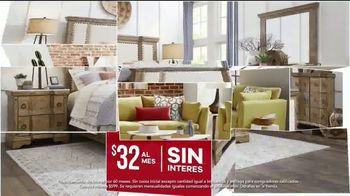 Rooms to Go Venta de Memorial Day TV Spot, 'Secciónal, sala y habitaciones' [Spanish] - Thumbnail 5