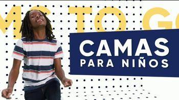 Rooms to Go Kids Venta de Memorial Day TV Spot, 'Actualiza la habitación de los chicos' [Spanish] - Thumbnail 1