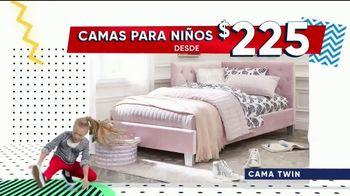 Rooms to Go Kids Venta de Memorial Day TV Spot, 'Actualiza la habitación de los chicos' [Spanish] - Thumbnail 3
