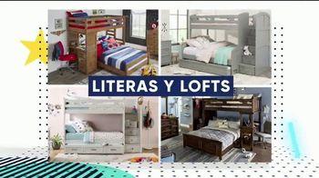 Rooms to Go Kids Venta de Memorial Day TV Spot, 'Actualiza la habitación de los chicos' [Spanish] - Thumbnail 4