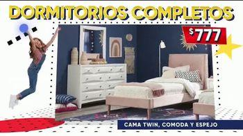 Rooms to Go Kids Venta de Memorial Day TV Spot, 'Actualiza la habitación de los chicos' [Spanish] - Thumbnail 5