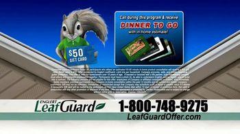 LeafGuard $99 Install Sale TV Spot, 'Proud' - Thumbnail 5