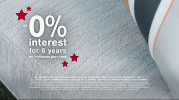 Ashley HomeStore Memorial Day Sale TV Spot, 'Up to 30% Off and 0% Interest, No Minimum Purchase' - Thumbnail 7