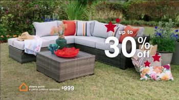 Ashley HomeStore Memorial Day Sale TV Spot, 'Up to 30% Off and No Interest: Dining Set and Bed' - Thumbnail 2
