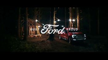 2021 Ford F-150 TV Spot, 'Cabin' [T1] - 1135 commercial airings