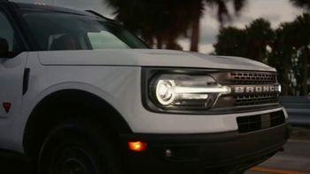 2021 Ford Bronco Sport TV Spot, 'Rhythm' Featuring Luis Fonsi [T2] - Thumbnail 1