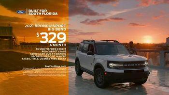 2021 Ford Bronco Sport TV Spot, 'Rhythm' Featuring Luis Fonsi [T2] - Thumbnail 6