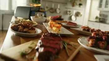 Kitchen Chef SRG TV Spot, 'Forget About Boring Meals'