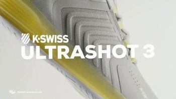 Tennis Warehouse TV Spot, \'K-Swiss Ultrashot 3\'