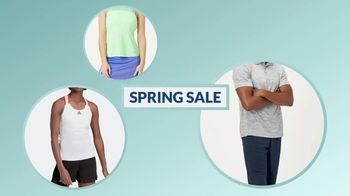 Tennis Warehouse Spring Sale TV Spot, '25% Off All Clearance Appearal'