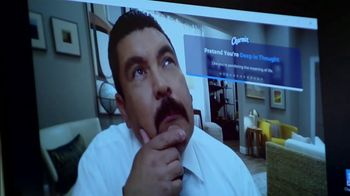 Charmin BRB Bot TV Spot, 'Skydiving' Featuring Guillermo Rodriguez - Thumbnail 5