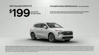 2021 Hyundai Santa Fe TV Spot, 'Family Adventure' [T2] - Thumbnail 10