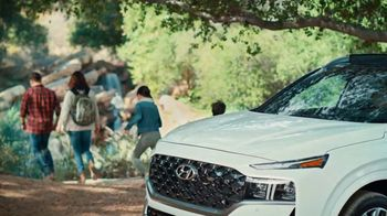2021 Hyundai Santa Fe TV Spot, 'Family Adventure' [T2] - Thumbnail 2