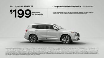 2021 Hyundai Santa Fe TV Spot, 'Family Adventure' [T2] - Thumbnail 9
