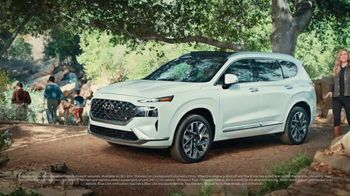 2021 Hyundai Santa Fe TV Spot, 'Family Adventure' [T2]