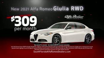 Alfa Romeo Spring Acceleration Event TV Spot, 'Push the Limits' [T2] - Thumbnail 3