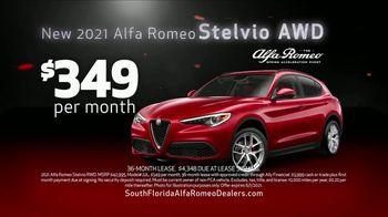 Alfa Romeo Spring Acceleration Event TV Spot, 'Push the Limits' [T2] - Thumbnail 5
