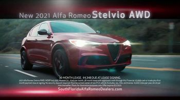 Alfa Romeo Spring Acceleration Event TV Spot, 'Push the Limits' [T2]