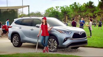 Toyota Summer Starts Here TV Spot, 'Sports' [T2] - 23 commercial airings