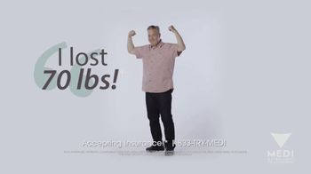Medi-Weightloss TV Spot, 'Brian's Weight Loss Story'