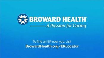 Broward Health TV Spot, 'Decline in ER Visits: Glenda' - Thumbnail 9