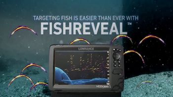 Lowrance Hook Reveal TV Spot, 'They're Out There'