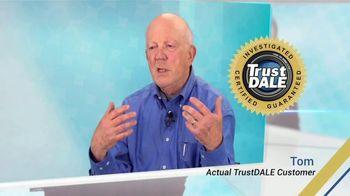 TrustDALE TV Spot, 'Tom'