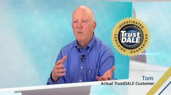 TrustDALE TV Spot, 'Tom' - Thumbnail 5
