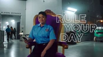 Metro by T-Mobile TV Spot, 'Security Officer: No Switching Fees, Galaxy Phones, $25'