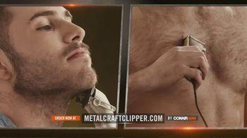 ConairMAN MetalCraft TV Spot, 'Cut Your Hair Like a Pro' - Thumbnail 5