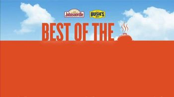 Johnsonville Sausage Best of the Backyard Sweepstakes TV Spot, 'Freedom Is Delicious' - Thumbnail 9