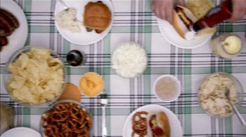 Johnsonville Sausage Best of the Backyard Sweepstakes TV Spot, 'Freedom Is Delicious' - Thumbnail 2
