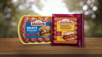 Johnsonville Sausage Best of the Backyard Sweepstakes TV Spot, 'Freedom Is Delicious' - Thumbnail 4