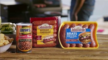 Johnsonville Sausage Best of the Backyard Sweepstakes TV Spot, 'Freedom Is Delicious' - Thumbnail 7