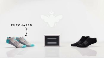 Bombas TV Spot, 'The Greatest Sock Never Sold: 20% Off Sitewide' - Thumbnail 4