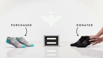 Bombas TV Spot, 'The Greatest Sock Never Sold: 20% Off Sitewide'