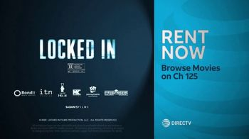 DIRECTV Cinema TV Spot, 'Locked In' - Thumbnail 6