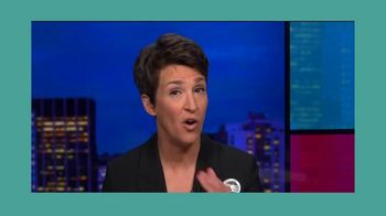 NBC Universal TV Spot, 'Feel the Fear' Featuring Rachel Maddow - 27 commercial airings