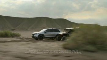 Honda TV Spot, 'Rise to the Challenge' Song by Vampire Weekend [T2] - Thumbnail 2