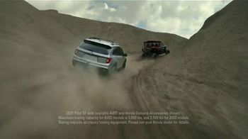 Honda TV Spot, 'Rise to the Challenge' Song by Vampire Weekend [T2] - Thumbnail 7