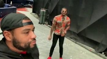 WWE Shop TV Spot, 'Dance Like No One Is Watching: Save 30% Off Orders and 20% Off Titles' Song by Yez Yez - Thumbnail 1