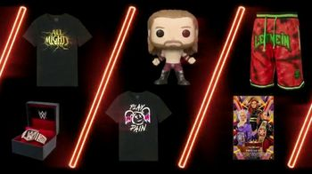 WWE Shop TV Spot, 'Dance Like No One Is Watching: Save 30% Off Orders and 20% Off Titles' Song by Yez Yez - Thumbnail 7