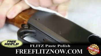 Flitz Premium Polishes Paste Polish TV Spot, 'Clean, Polish and Protect Your Firearms: Free Sample' - Thumbnail 2