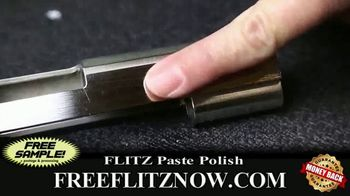 Flitz Premium Polishes Paste Polish TV Spot, 'Clean, Polish and Protect Your Firearms: Free Sample' - Thumbnail 3